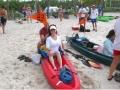 Getting Kayaks Ready