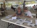 Pre-Race Registration Tent