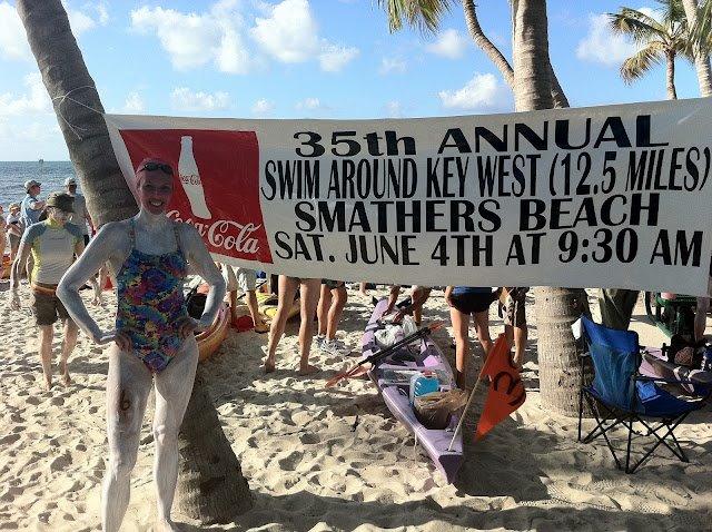 37th swim sign